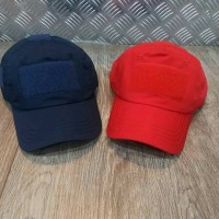 Alpha Tactical Cap warna Ripstop Navy