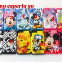 harga Sony Experia Go St27i Otter Disney Karakter Sarung Case Silikon Casing Tokopedia.com