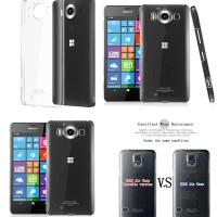 HardCase Imak Crystal Case Cover Casing 2nd Series Microsoft Lumia 950