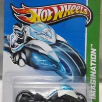 Hot wheels - Max Steel Motorcycle