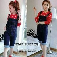 harga star jumper / jumper midori / jumpsuit jeans Tokopedia.com