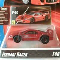 Ferrari Racer F40 RED ( Hot Wheels )