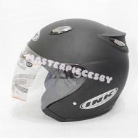 harga Helm Ink Centro Jet Black Matte / Doff [original Product] Tokopedia.com