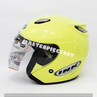 harga Helm Ink Centro Jet Light Yellow / Kuning [original Product] Tokopedia.com