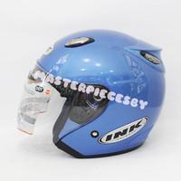 harga Helm INK Centro Jet Crystal Blue [ORIGINAL PRODUCT] Tokopedia.com