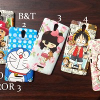 Softcase character oppo mirror 3 (3001)