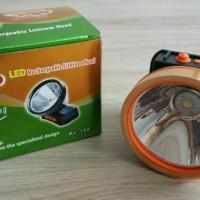 harga Senter Kepala Dony Kl 168 Desain Baru Ring Aluminium Tokopedia.com