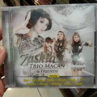 CD V.A. - ZASKIA, TRIO MACAN AND FRIENDS