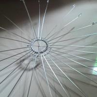 Jual hanger folding kawat baja Murah