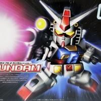 SD RX 78-2 Gundam (Animation Color Ver.)