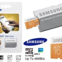 SAMSUNG Memory Card  |  MicroSDHC 16GB Class 10 Original