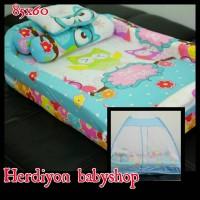 kasur bayi tenda kelambu the owl/selimut carter/bantal guling