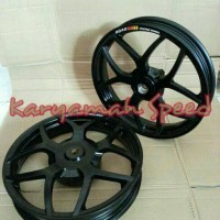 harga Velg ROAD ART Mio - Mio Soul - Vario - Beat - Scoopy - Spacy CROWN Tokopedia.com