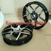 harga Velg Road Art Mio - Mio J - Xeon - Gt125 - Vario - Beat - Scoopy Crown Tokopedia.com