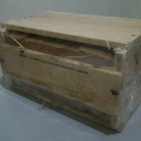 Paking Kayu Tambahan via PANDU LOGISTICS