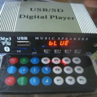 MODUL MP3 / USB / SD CARD / Radio Player BISA LANGSUNG BLUETOOTH