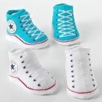 kaos kaki converse, kaos kaki bayi anti slip model converse