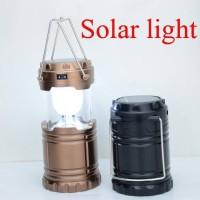 harga Lampu Lentera Solar / Lampu Emergency Solar Panel (recharge / Battery) Tokopedia.com