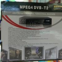 MPEG4 H.264 DVB-T2 Penerima Siaran Digital