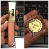 GERARD COSMETICS LIP GLOSS COLOR YOUR SMILE LIGHTED