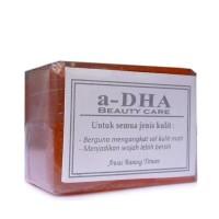 Sabun Perawatan Wajah Hijau / Orange (Sabun Algae, A-Dha, Walet Cream)