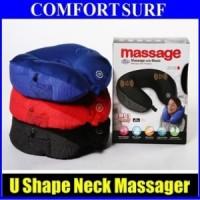 Travel Pillow Massage With Music MP3 / Bantal Kepala / Bantal Mobil