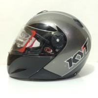 harga Helm Kyt X- Rocket Black/gun Metal Tokopedia.com