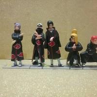 harga Action Figure Naruto Akatsuki Itachi Madara Konan Kakuzu Sasori Tokopedia.com