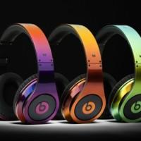 Monster Beats Studio Chrome by Dr. Dre Over-Ear Headphones