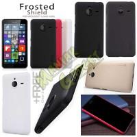 harga Jual Hard Case Nillkin Microsoft Lumia 640 Xl Bonus Sceen Guard Murah Tokopedia.com