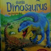 see inside dinosaurus : lift the flap