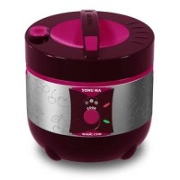 Yong Ma Magic Com - Rice Cooker MC 1350W 1.3 L - Merah