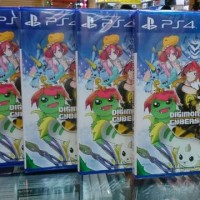 DIGIMON STORY CYBER SLEUTH REG3 PS4