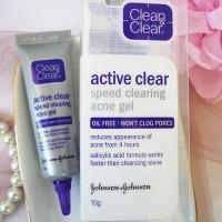 harga Clean And Clear Acne Speed 10 Anti Jerawat Membandel Tokopedia.com