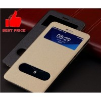 CASING HP ASUS ZENFONE 6 TAFF LEATHER FLIP COVER CASE KULIT NOT SPIGEN