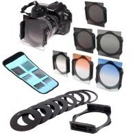Paket Square Filter Ring 72mm