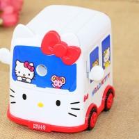 Rautan Pensil 9501 - Hello Kitty Pita Merah