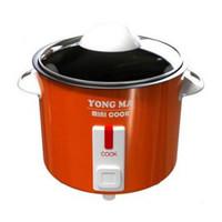 Yong Ma Magic Com 2 In 1 Mini Cook MC-300 Orange