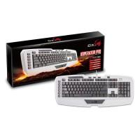 Genius Imperator Pro White Edition - Gaming Keyboard