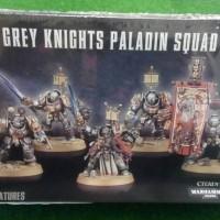 Warhammer 40K Grey Knight Paladin