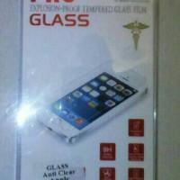 temper glass lenovo a6000 / a6000 plus anti gores kaca