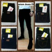 Celana Jeans Skiny Full Black