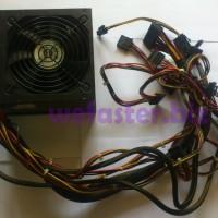 Power Supply, PSU Silver Stone 500watt 80 Plus
