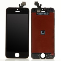 Apple Original iPhone 5 LCD + Touch Screen Assembly Replacement - Blac