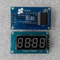 harga 4 Digit Display 7 Segment For Clock,counter,stopwatch For Arduino Tokopedia.com