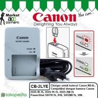 Charger Canon CB-2LYE