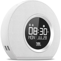 JBL Speaker Horizon Portable Bluetooth With USB Charger Clock Radio