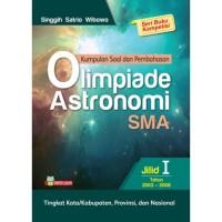 Kumpulan Soal dan Pembahasan Olimpiade Astronomi SMA Jilid 1