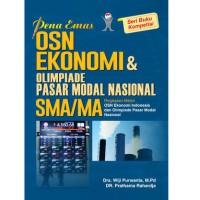Pena Emas OSN Ekonomi dan Olimpiade Pasar Modal Nasional SMA