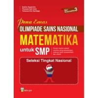 Pena Emas Olimpiade Sains Nasional Matematika SMP Seri Kinomatika 3